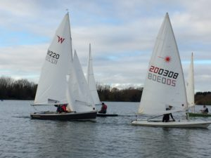 Dinghy Mentoring (pre-booked via Learning to Sail tab) - Double handers